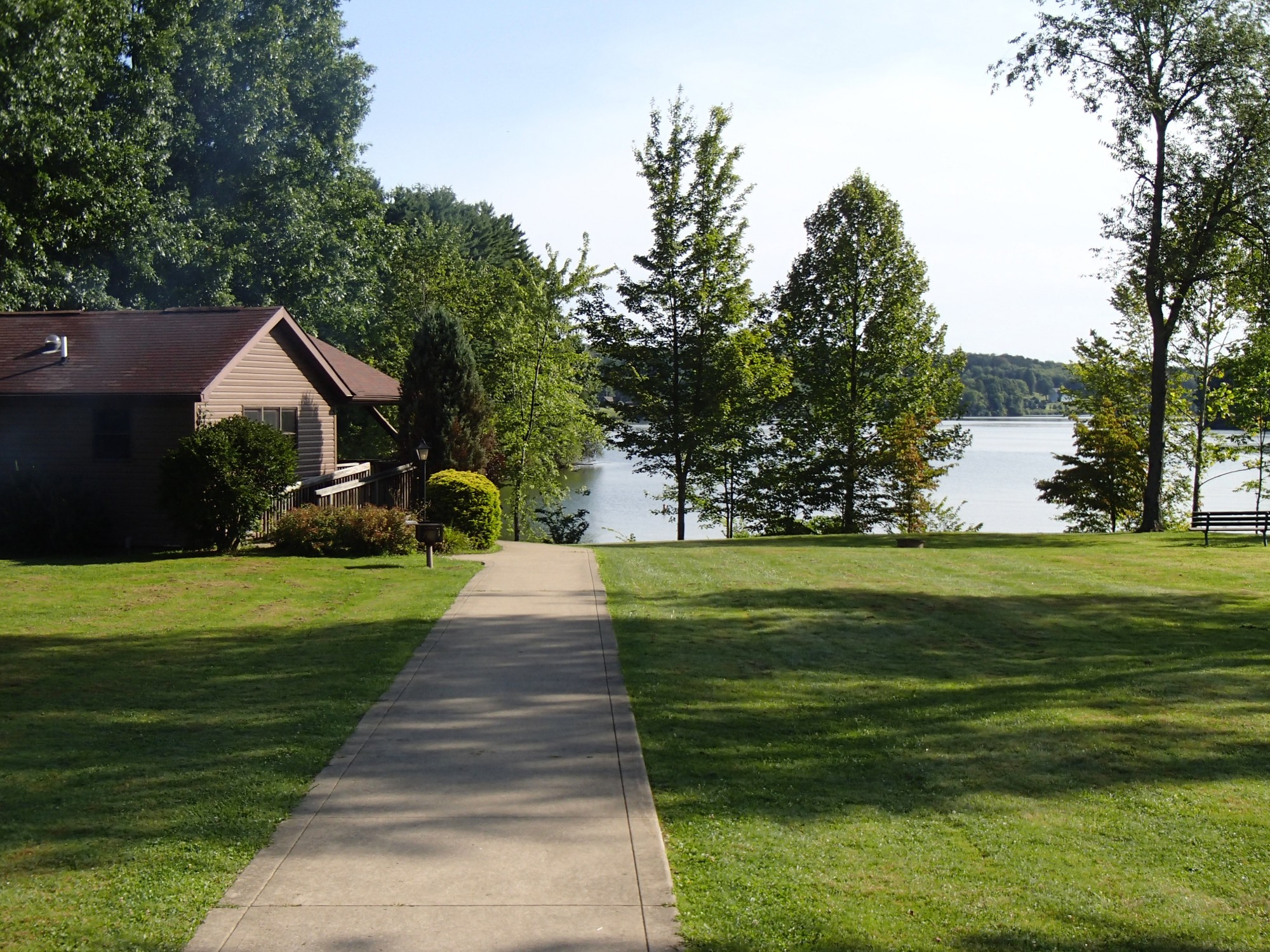 Lakefront Cabin Plans